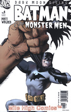 BATMAN AND THE MONSTER MEN (MATT WAGNER) (2005 Series) #4 Near Mint Comics Book