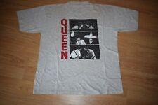 "Queen ""Made in Heaven"" 1995 Official Vintage Shirt Freddie Mercury Metallica"