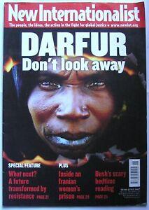 New Internationalist Darfur NI 401 June 2007 (Magazine, Paperback)