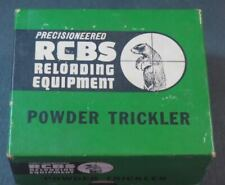 RCBS Powder Trickler-(09084)-in box