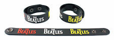 THE BEATLES NEW! Rubber Bracelet Wristband Free Shipping Let It Be aa36