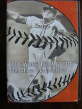Dreams Realized: The Dave Clark Story - DVD - Good - Free Shipping