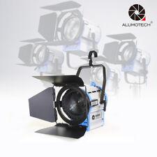 For film 1000W  Lighting Fresnel Tungsten Spot light Studio Video+Bulb+Barndoor