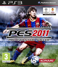 Pro Evolution Soccer PES 2011 (Calcio) PS3 Playstation 3 IT IMPORT KONAMI