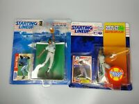 2x F Marlins 1997 Devon White & 1994 Gary Sheffield Baseball Starting Lineup SLU