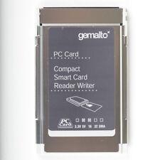 10x GemPC Card Compact Smart Card Reader Chipkarten PCMCIA