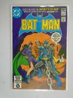 Batman #334 5.0 VG FN water stain (1981)
