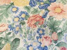 Sanderson Curtains. 'Avondale' Print. 100% Cotton & Lined. Very Pretty