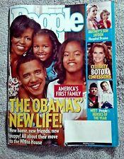 People Magazine Nov 2008 OBAMA Britney Spears Michelle Obama
