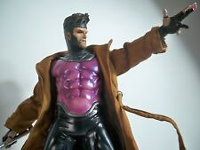 K18005901 GAMBIT X-MEN W BOX 2010 PREMIUM FORMAT SIDESHOW COLLECTIBLES STATUE