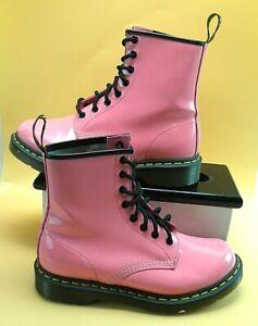 Pink 1460 Air Wair Doc Martens Size 8 (B46)