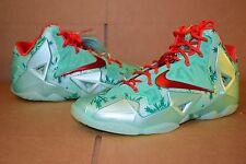 DS 2013 Nike Lebron 11 XMAS CHRISTMAS Size 13