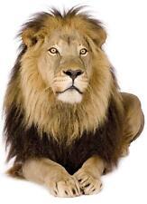 Sticker decal wall fridge children room animal decorate lion king jungle macbook