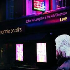 John Mclaughlin And The 4th Dimension - Live At Ronnie Scott's (NEW CD)
