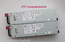 2 HP DPS-600PB B DL380 G4 Server Netzteil 575 W PSU 321632-501 406393-001 defekt