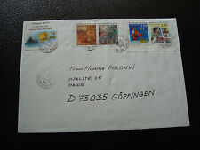 FRANCE - enveloppe 8/12/1993 (cy38) french