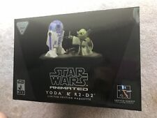 YODA & R2-D2 Limited Edition Maquette Star Wars Gentle Giant Statue Figure
