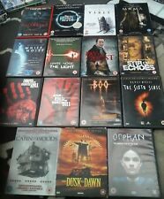 15 horror dvd collection includes boo mama visit etc scary for halloween