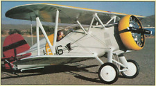 Boeing F4B-4   60 inch WS  Giant Scale RC AIrplane Printed Plans