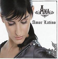 Ana-Amor Latino (CD)