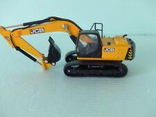 Oxford Diecast 76JS001 JCB Js220 TRACKED Excavator 1 76