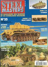 Stahl Masters Nr° 35, Panther Ausf.g und VW Kaffer, Perfekt