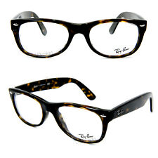 Ray Ban RB 5184 2012 Dark Tortoise 52/18/145 Rx Eyeglasses - Demo lens Scratches