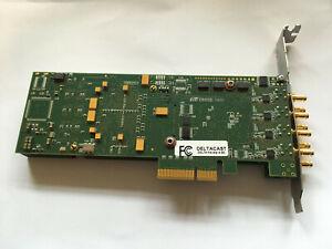 Deltacast Delta-hd-elp-d 80 / 8 Channel / HD-SDI Capture Card / PCIe 2.0