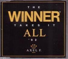 Axel F. Winner takes it all '92 [Maxi-CD]