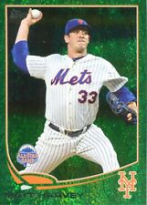 2013 Topps Update Baseball Emerald Card #US1 - #US250 - Choose Your Card