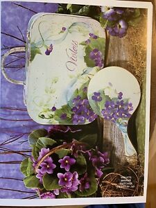 Grans' Memories by Ros Stallcup Decorative Painting book