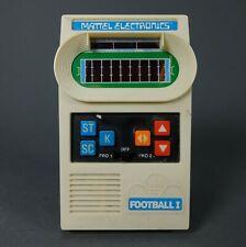 Football Electronic Handheld Game Mattel Electronics 1977 Tested Works