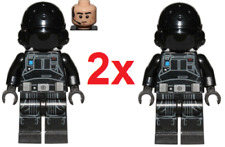 LEGO star wars MiniFigure BN 2x Imperial ground crew Tie fighter control army
