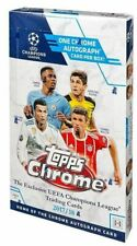 2017-18 Topps Chrome UEFA Champions League Complete Your Set Chose From List