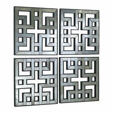 Cyan Design Akari Mirrored Panels set of 4, Old World - 04004
