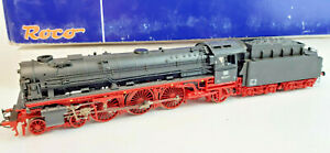 ROCO DB BR01 4-6-2 DCC READY RUNS BUT NEEDS WORK + SERVICE BOXED HO GAUGE(UW)