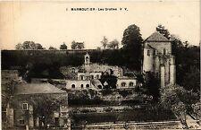 CPA Marmoutier - Les Grottes (369197)