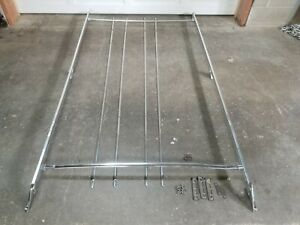 1973-1991 Chevrolet GMC Suburban Roof Luggage Rack w/ Crossbars and Roof Trim