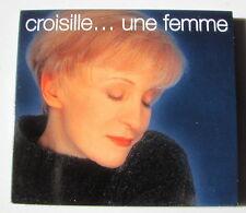 NICOLE CROISILLE . UNE FEMME . CD Digipack
