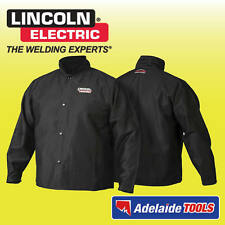 Lincoln Electric Traditional 100 Flame Retardant Cloth Welding Jacket K 2985 XL