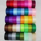 25 yards multi-color multi-width satin ribbon wedding craft sewing decorations