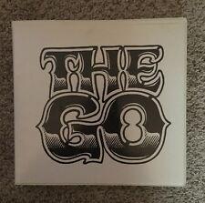 THE GO - Unreleased 1996-2007 Cassettes RARE #132 of 250 Burger Records