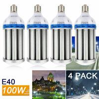 1000 Watt=100W LED Corn Light Bulb 6000K Replaces Metal Halide, CFL E39 Mogul US