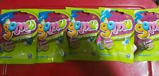 GOMU Erasers SERIES 1 LOT OF 5 BRAND NEW