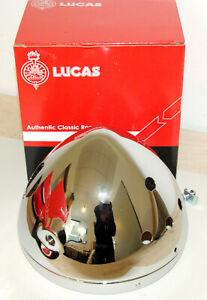 Headlamp shell rim Schweinwerfer gehäuse Norton Triumph 06-9123 99-7039
