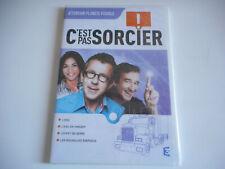 DVD NEUF - C'EST PAS SORCIER / ATTENTION PLANETE FRAGILE
