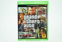 Grand Theft Auto IV: Xbox One/360 Backwards Compatible Hits [Brand New]