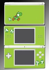 Yoshi Special Edition Mario Bros Egg Game Decal Skin Cover Nintendo DS Lite