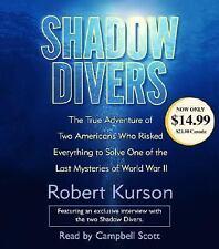Shadow Divers by Robert Kurson Audio Book 5 CD's