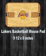 LA Lakers NBA Basketball Team Mouse Pad Home Or Office